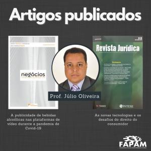 artigos-juridicos-publicados-autor-professor-julio-oliveira-fapam