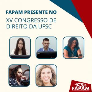 XV congresso de Direito